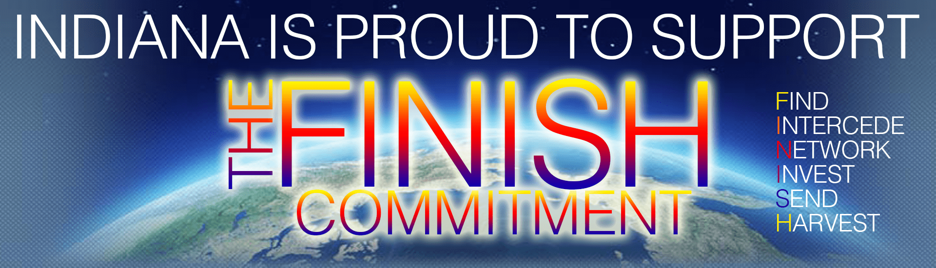 Finish Commitment